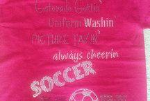 Soccer mom :) / by Kristie Callihan