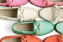 The Boat Shoes / Not just for a day of sailing. / by Katherine Madigan