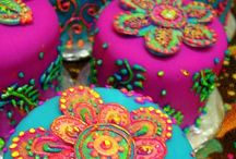 Whimsical Cakes and Cookies / by Julie OBrien