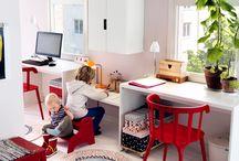 Moodboard - Craft room / by Sylvie Huysmans