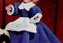 Crochet Dolls / by Gloria Byerley