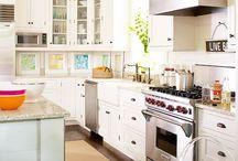 Kitchen Design / by Erin S at Woof Tweet Waah