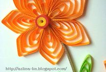 Paper Quilling / by Laurie Low