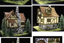 01 Miniature Dwellings / by Pauline Coombes