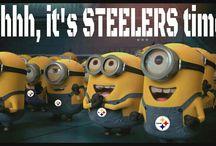 Steelers / by Kari Kirik
