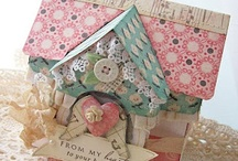 papercraft and cards / by Jessamyn Sommers