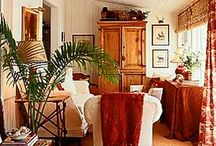 Wonderful Rooms / by Marianne Conner
