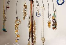 Jewelry - Displays, Craft Shows & Tips / by Karen Candlish