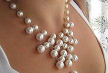 necklaces / by mari rue