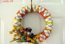 Wreaths  / by Pat Reddish