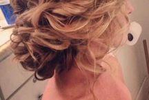 Hair for Amanda's wedding / by Courtney Puma