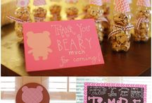 Lila bears first birthday party / by Anne- Owner of Anne Wilmus Photography
