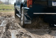 Mud Flaps / by WeatherTech: Auto Protection & Vehicle Accessories | FloorLiners™ | Floor Mats | Cargo Liners