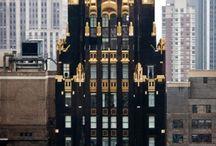 Art Deco Buildings / by Nat Ellena