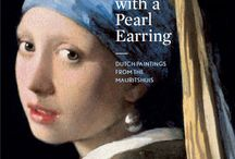 """High Shop: Dutch Masterpieces / Fun and educational items from the High museum shop all related to """"Girl with a Pearl Earring: Dutch Paintings from the Mauritshuis."""" You can pick these items up in person or online at http://museumshop.high.org/collections/exhibitions/girl-with-a-pearl-earring.  / by High Museum of Art"""