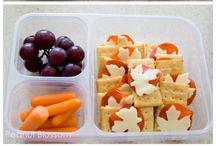 Lunch box ideas / by Cari Aukes