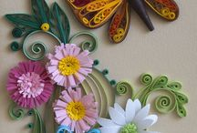 Quilling / tutorial, cakes / by Janusz Siwiec