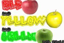 Apples / by Caitlin Hollar