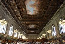 Lovely Libraries / by Kara Mattox