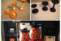 Diy candy jars / by Moonhanger