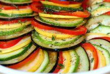 I <3 Veggies / by Rachel Huffman