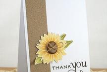 Handmade card ideas / by Donna Adams
