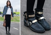 """From runway to realway - Street Styles"""" / Shoes / by Ziba Beauty"""
