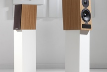 Twenty series / The twenty™ series is the next generation of simply elegant, handcrafted British loudspeakers that follow in the lineage of world-wide acclaimed PMC designs. With PMC's innovative ATL™ technology they provide an effortlessly natural, rich, room filling sound that would suggest a cabinet far greater in stature, making the twenty™ series ideally suited to all styles and sizes of interior. / by PMC Speakers