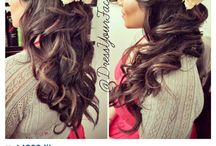 Hairstyle Inspirations / by Lori Montoya