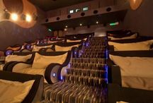 Movie Theater by Vinny / Gettin' ideas for movie room renovation. / by Copper Penny Films