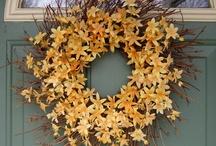 WreathIdeas / by Valerie Weiss