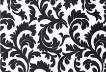 Black and White Fabric / by Windham Fabrics