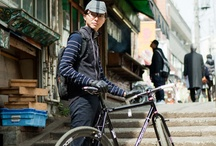 Survey: Tokyo [✈TYO] / Tokyo, the future metropolis with no real centre, is a melting pot of cycle styles. It presents an altered, distinct reflection that both follows and dictates what to wear on the bike in the city. / by Rapha Racing