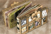 Scrapbook - Crazy About Mini Books / Mini scrapbook inspiration / by Leila Hudson