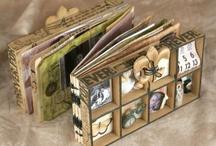 Dream Mini-Books / by Wanda Heron