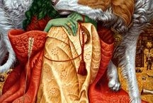 Tarot 2 - Sacerdotisa - High priestess  / by Gabriela Simionato Klein