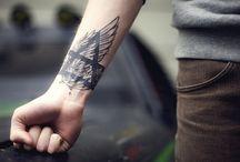 Tattoos / by Joseph Payne