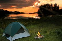 ~Camping~ / I love camping!!  Letting the breeze air out my head.  No phones, tv's or the like.  Need I say more? / by Melissa Robinson