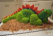 Dinosaur birthday / by Abi Collins