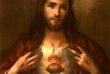 Catholic Holy Cards / by C Skev