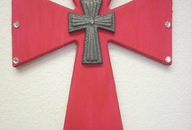 Crosses +++ / by Katey Kirkpatrick