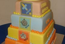 Let Them Eat Cake! / Ideas for Cake Auctions, etc / by Greater Yosemite Council, BSA