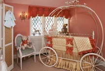 Perfect for a Princess / Every little girl deserves to be treated like a princess. These design and party ideas make it a dream come true! / by Rosenberry Rooms