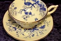 Tea sets / by Kathy Faye