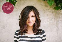 Hair Ideas / by Tiffany Melius