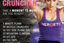 Fitness / by Shannyn A