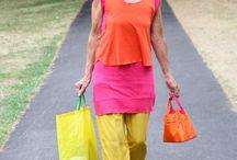fashion forward over fifty / by Emily MacRae
