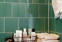 Bathroom. / Great spaces / by Averi Jenkins