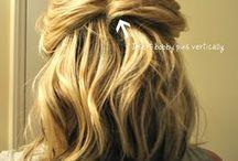 Lovely hair / by Kim Steiner