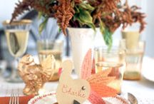 Thanksgiving / by Kat Garrett